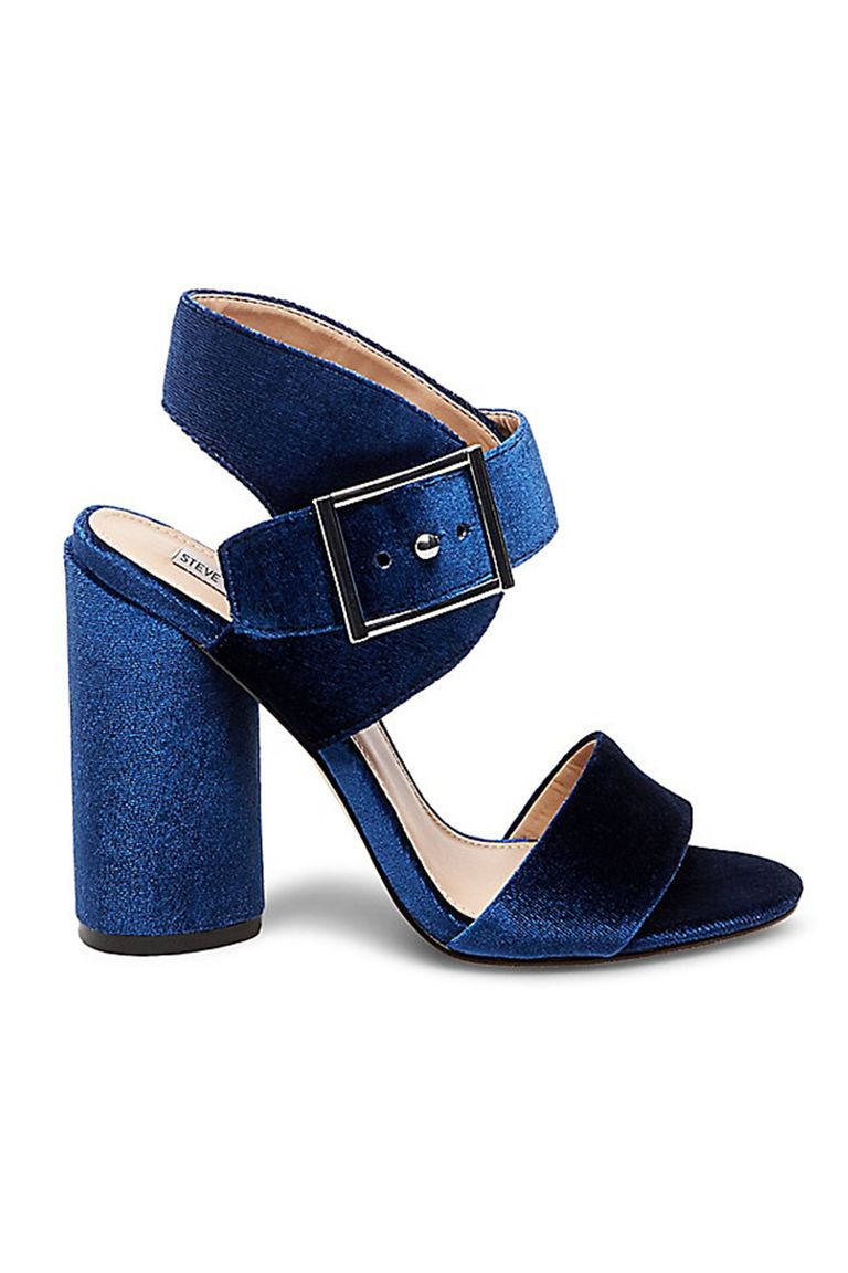 Modern blue wedding shoes 15 wedding heels and flats for your steve junglespirit Image collections