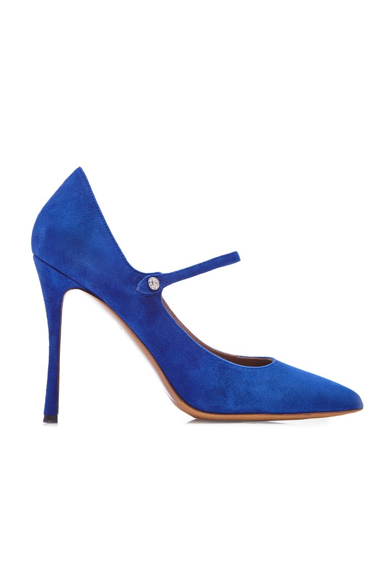 Modern blue wedding shoes 15 wedding heels and flats for your tabitha junglespirit Image collections