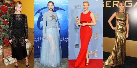 Best Looks: Jennifer Lawrence