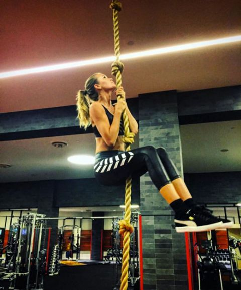 """<p>Victoria's Secret Angels don't look <em data-redactor-tag=""""em"""" data-verified=""""redactor"""">that </em>good because of genetics alone (though, that does help). To show just how hard models really train, Josephine Skriver and Jasmine Tookes began documenting their intense workout sessions on a dedicated Instagram account called <a href=""""https://www.instagram.com/joja/"""" target=""""_blank"""" data-tracking-id=""""recirc-text-link"""">@Joja.</a> </p>"""