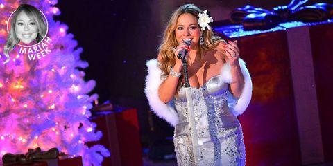 Mariah Carey Christmas Album Cover.Every Song On Mariah Carey S Merry Christmas Album Ranked