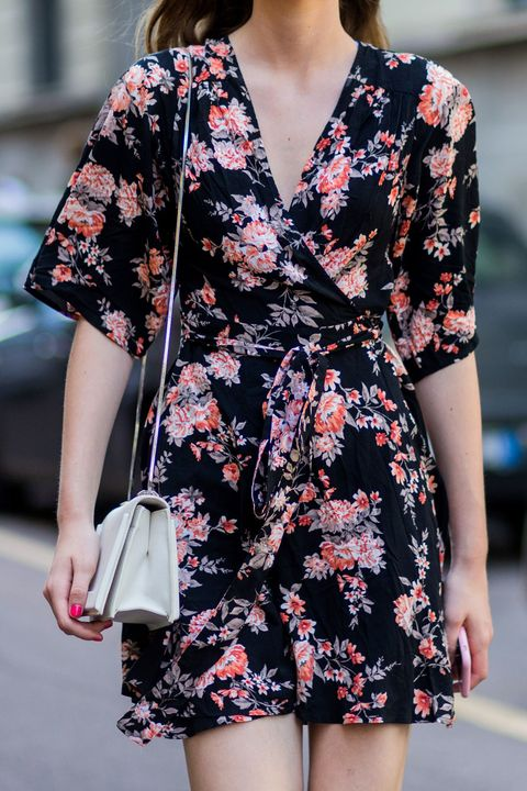 Clothing, Sleeve, Shoulder, Dress, Pattern, Style, Street fashion, One-piece garment, Day dress, Fashion,
