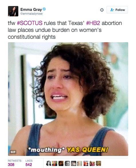 SCOTUS abortion law