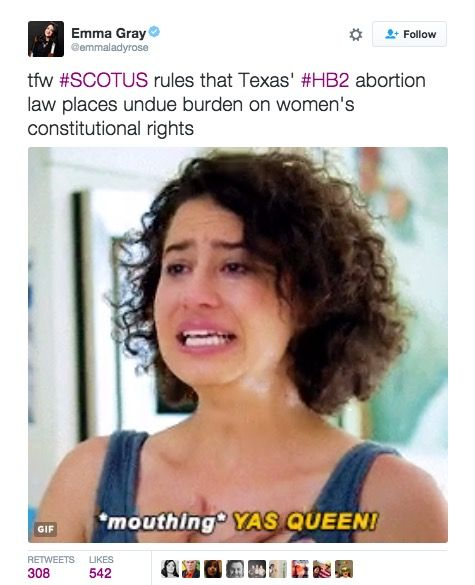 SCOTUS abortion law