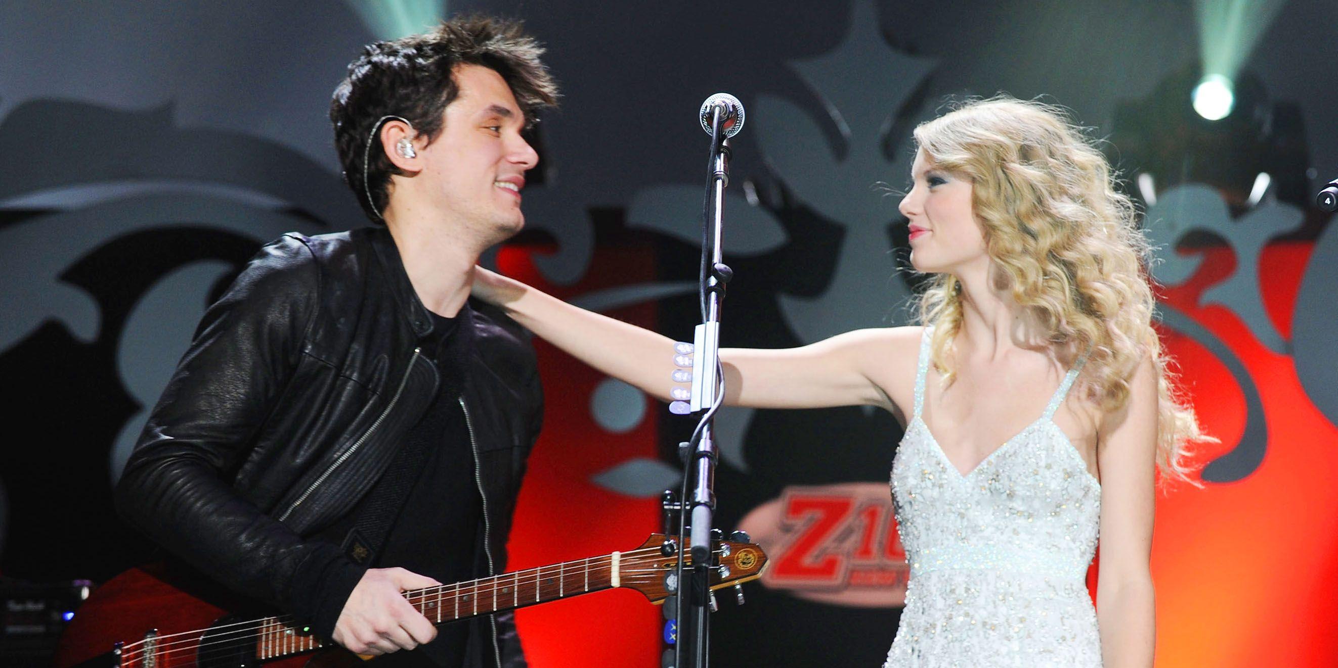 John Mayer Posts Bitter Taylor Swift Birthday Tweet John Mayer Taylor Swift Tweet Rumor