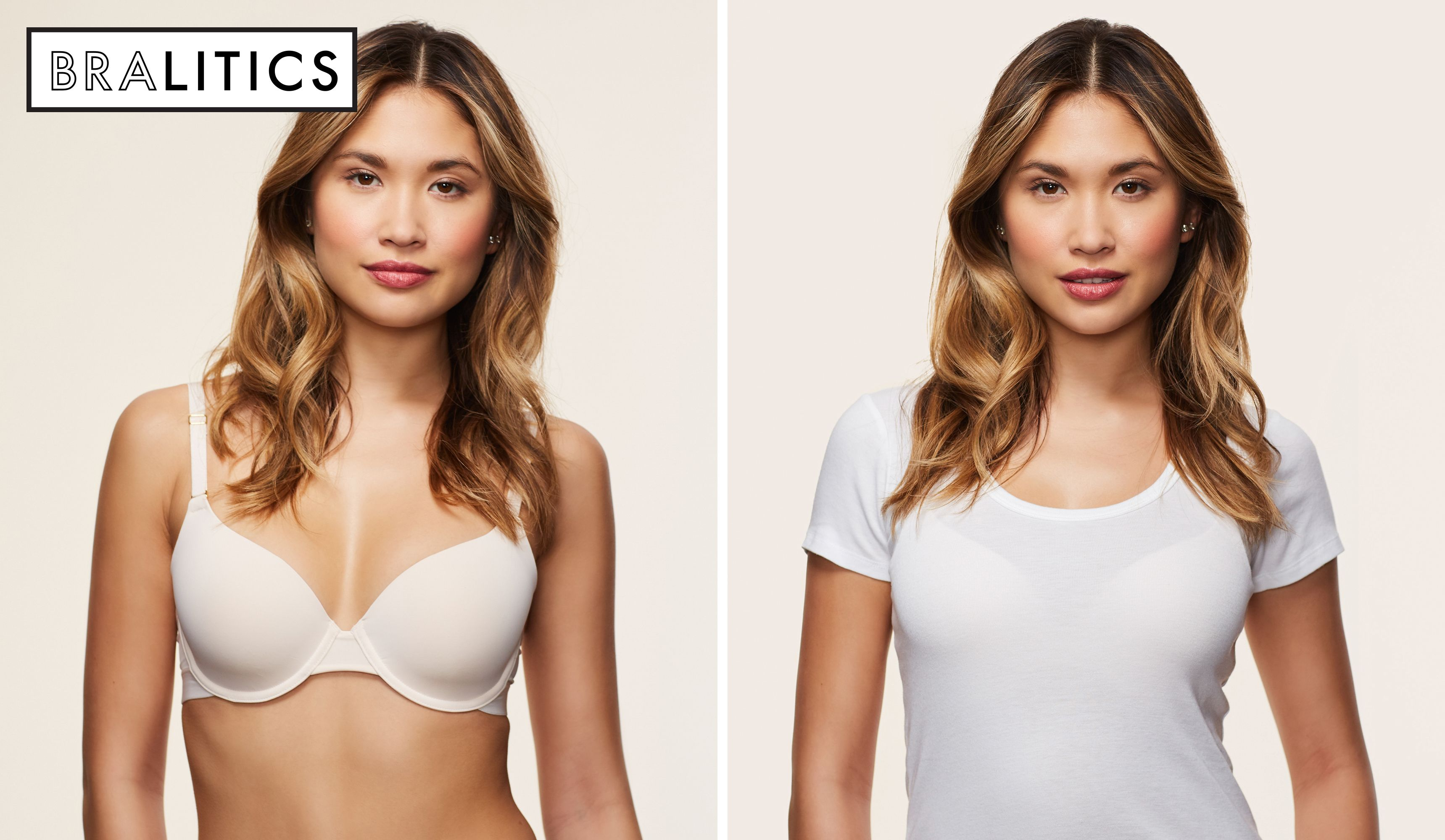 All About T-Shirt Bras