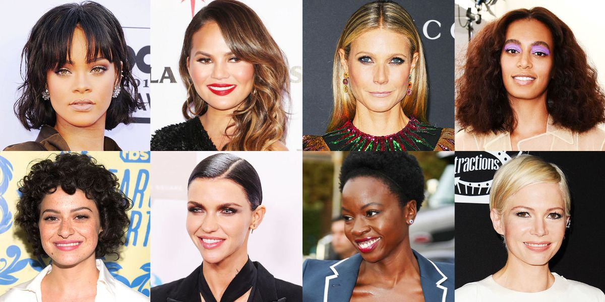 2016 Hair Trends Celebrity Hairstyles