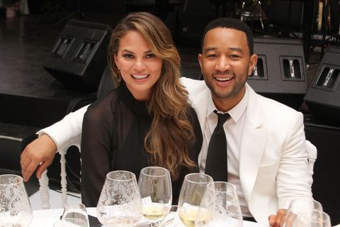 The Cooking Disaster That Landed Chrissy Teigen AND John Legend in the Hospital