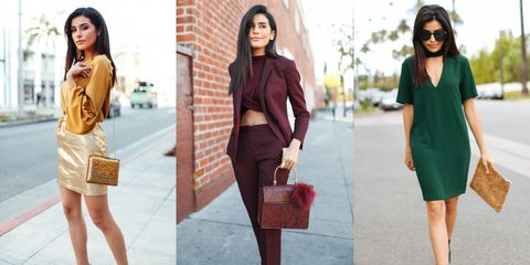 50bdbf07551 Holiday Outfits - How to Wear Monochromatic Outfits