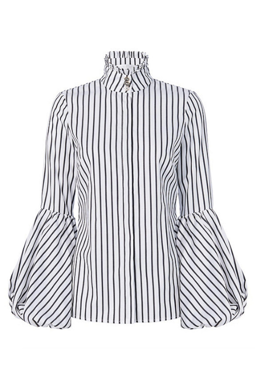 "<p>Caroline Constas Jacqueline Striped Blouson Sleeved Shirt, $349; <a href="" https://www.intermixonline.com/product/caroline+constas+jaqueline+striped+blouson+sleeve+shirt.do?mkwid=&gclid=Cj0KEQiA7K7CBRCrwt26v5uHs98BEiQA0JzsZ8Wkmj6CBOpazzwne6FiK9mw4oz10UM3PF0CvsuFGVYaAgQT8P8HAQ"" data-tracking-id=""recirc-text-link"">intermixonline.com</a></p>"