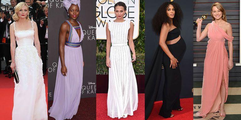 The Best Red Carpet Dresses of 2016 - Celebrity Red Carpet Dresses