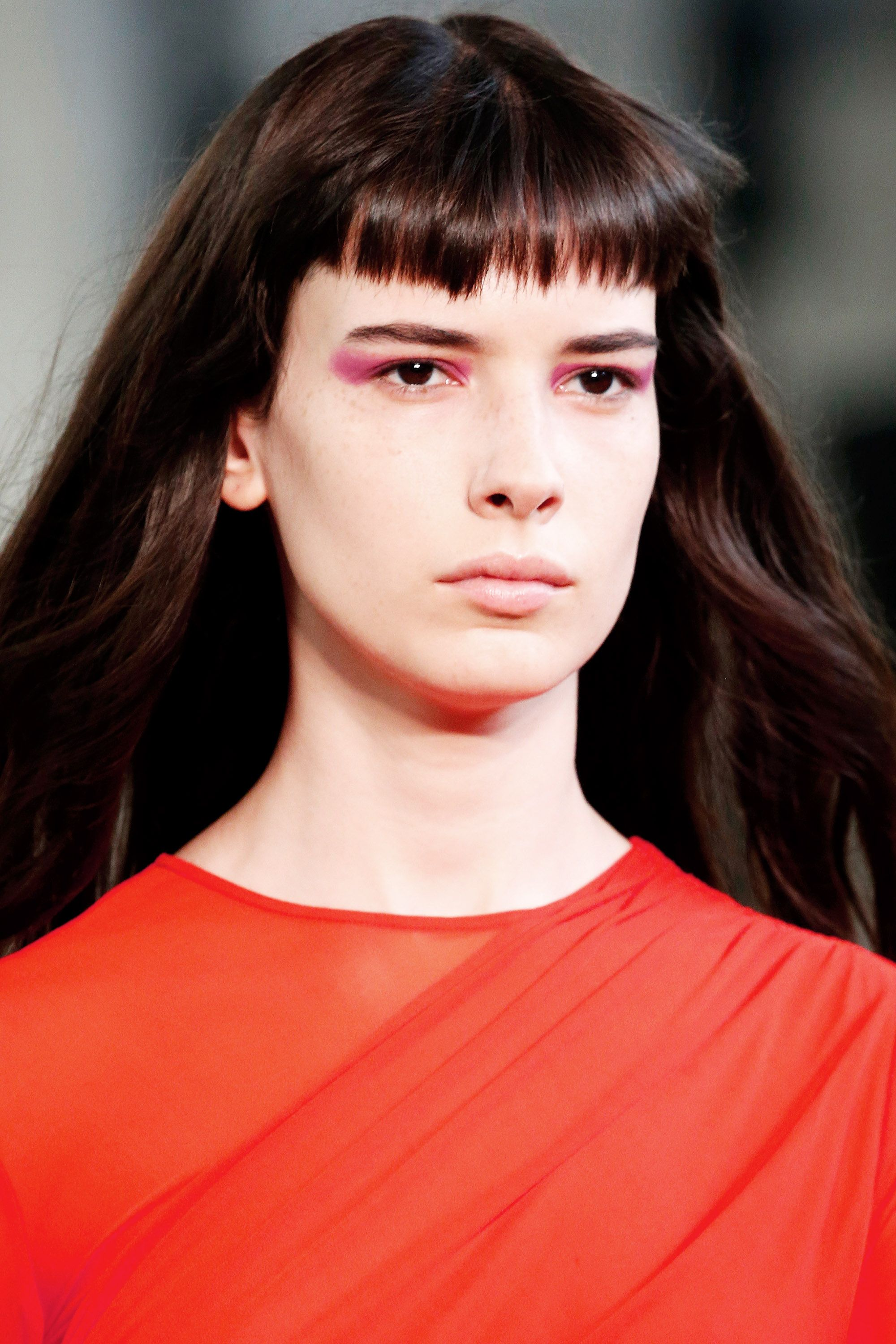 "<p> ""Think of this color as the 'new neutral,'"" says Martin, who<br> loved seeing the rosy shade at Dior, Pucci, and Isabel Marant. And the beauty<br> of a neutral is you can pull it off on any part of your face. ""Draped sheer and<br> high on the cheeks, graphic yet soft on the eyelids, or as a healthy glow on<br> the lips,"" says Martin. ""Pink adds a fresh take to a bare face.""</p><p><span class=""redactor-invisible-space"" data-verified=""redactor"" data-redactor-tag=""span"" data-redactor-class=""redactor-invisible-space""></span></p>"