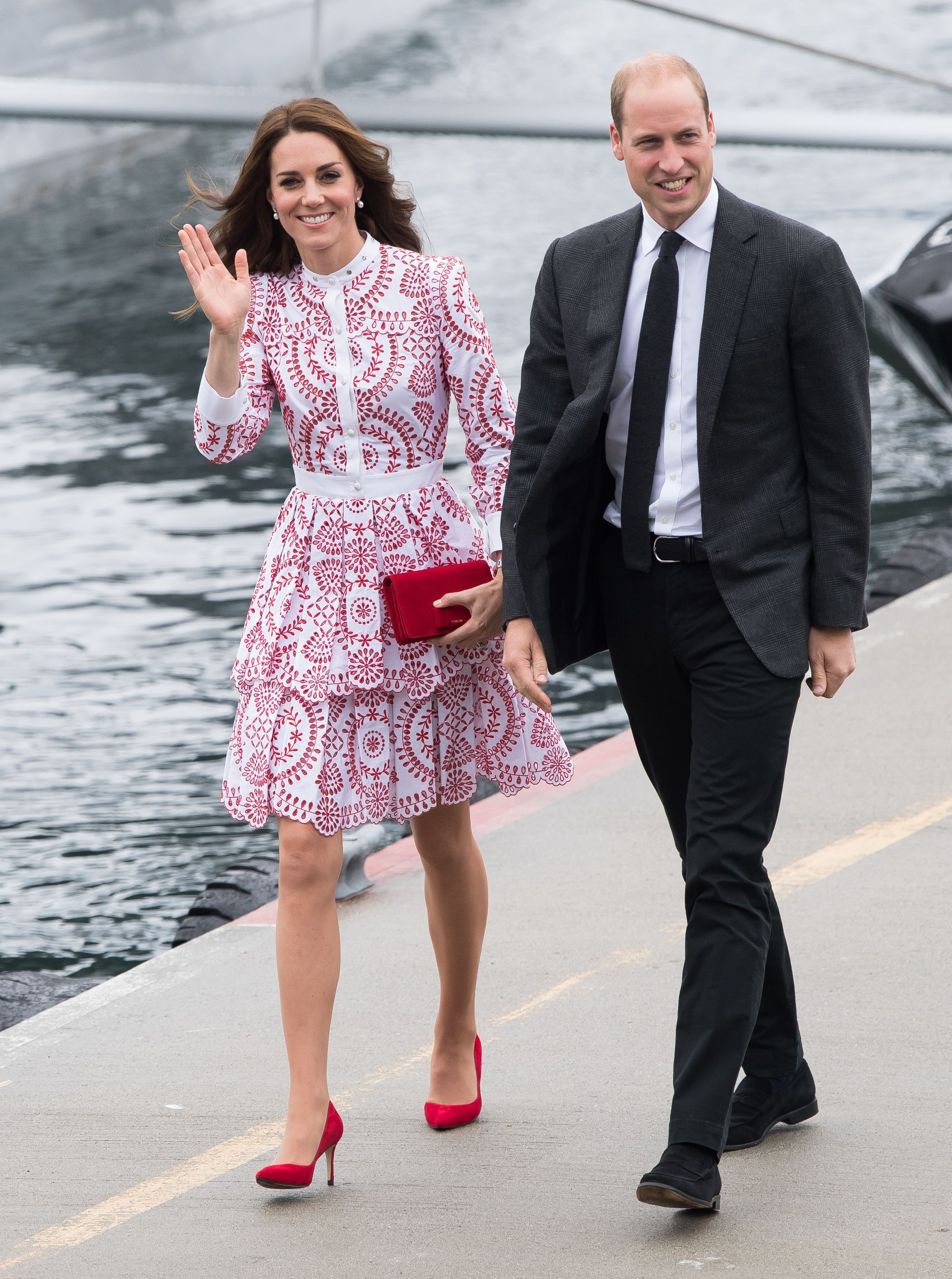 1f3038b07 The 10 Most Expensive Things Kate Middleton Wore in 2016
