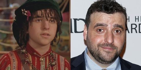 David continued  acting in Numbers and the Harold and Kumar movies.In July 2011, Krumholtz was diagnosed withthyroid cancer, but he'snow cancer-free.