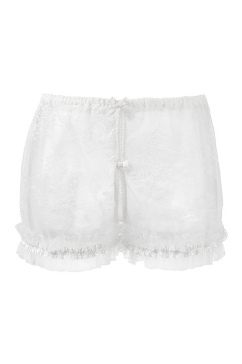 French knickers ouvert