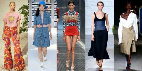 Clothing, Shoulder, Textile, Style, Hat, Dress, Waist, Pattern, Fashion accessory, Fashion,