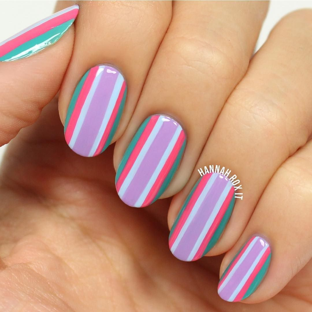- 11 Spring Nail Art Designs - Nail Art Ideas For Spring 2017 Manicures