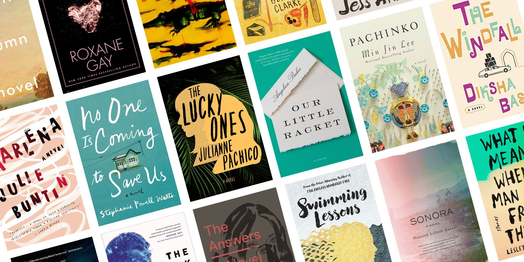 Best Books by Women in 2017 New Fiction by Female Authors to Read