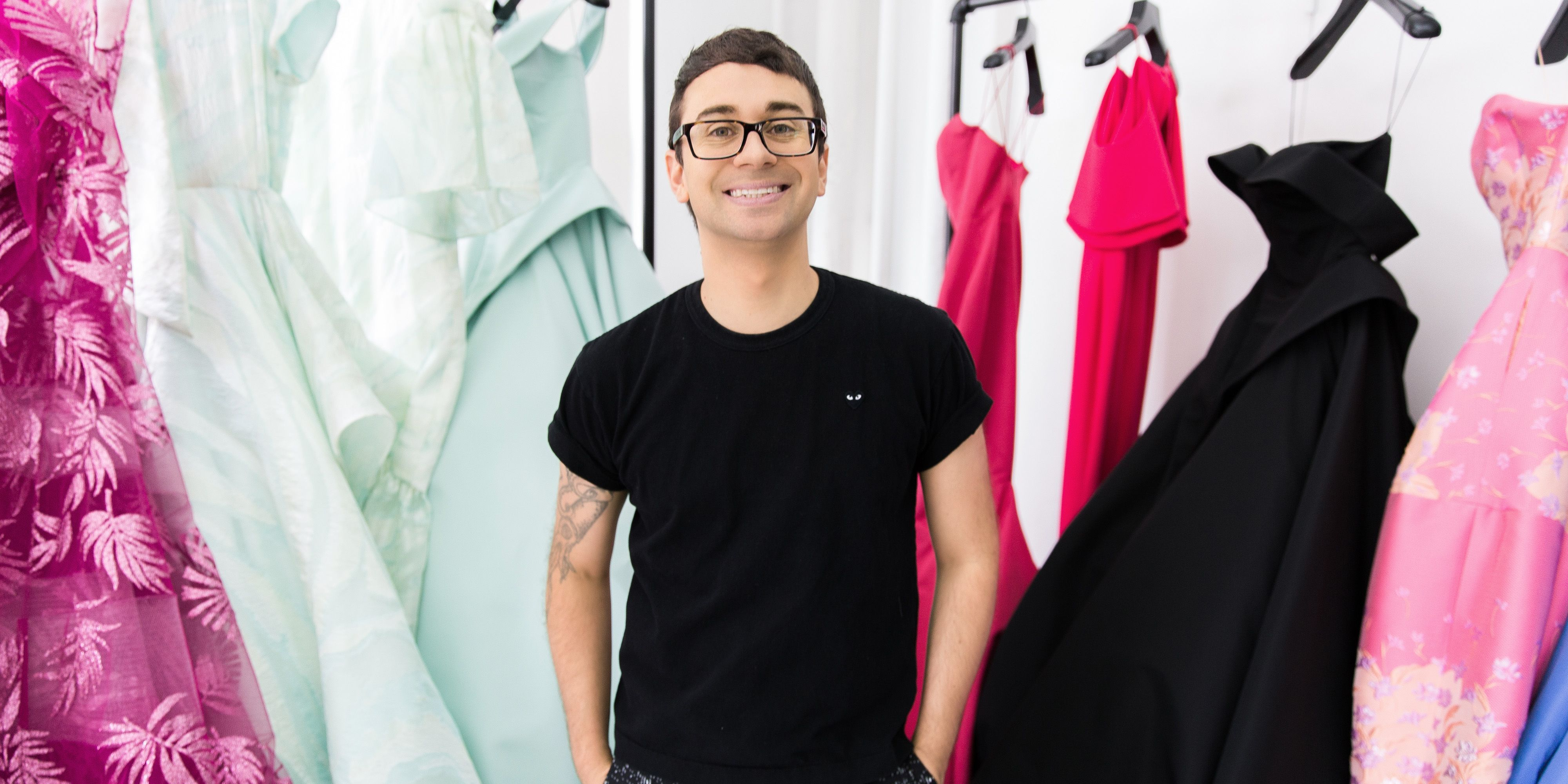 b4d6bc64a00 How Christian Siriano Won the Hearts of Celebs and Shoppers Everywhere