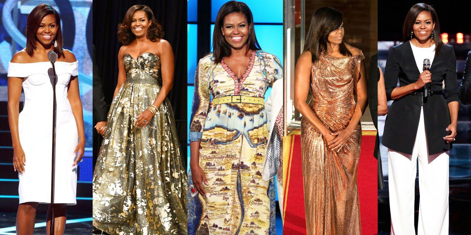 Michelle obama and fashion