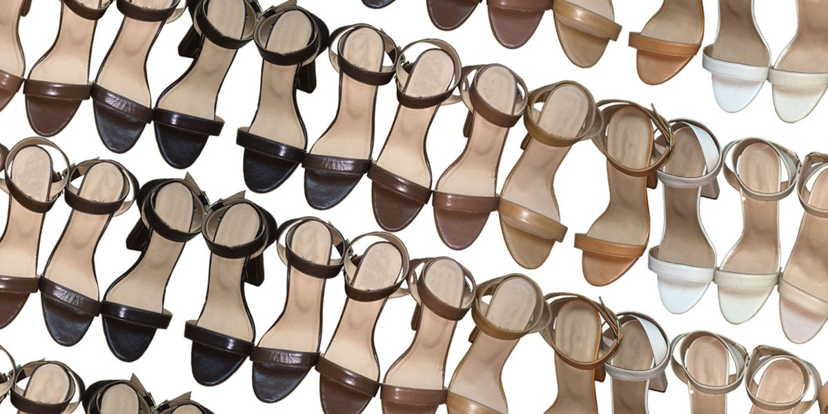 Christian Louboutin release nude shoes for black skin