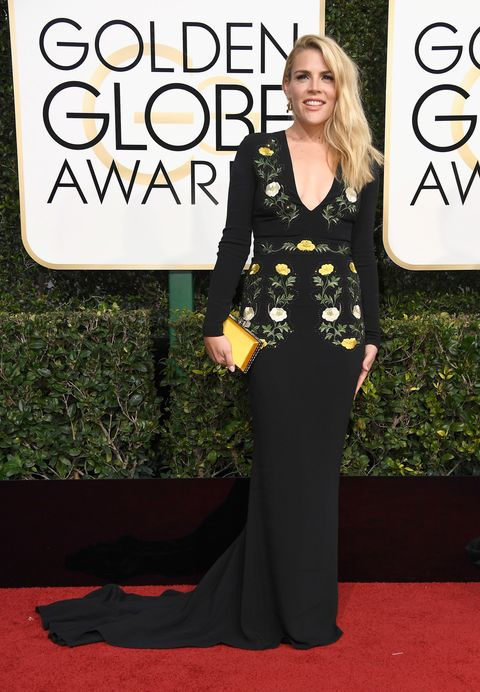 4fcf068e9b2 Best Red Carpet Dresses at the Golden Globes 2017 - All of the ...