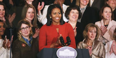 a8d16052a4 Michelle Obama s Full Final Speech as First Lady - Michelle Obama ...