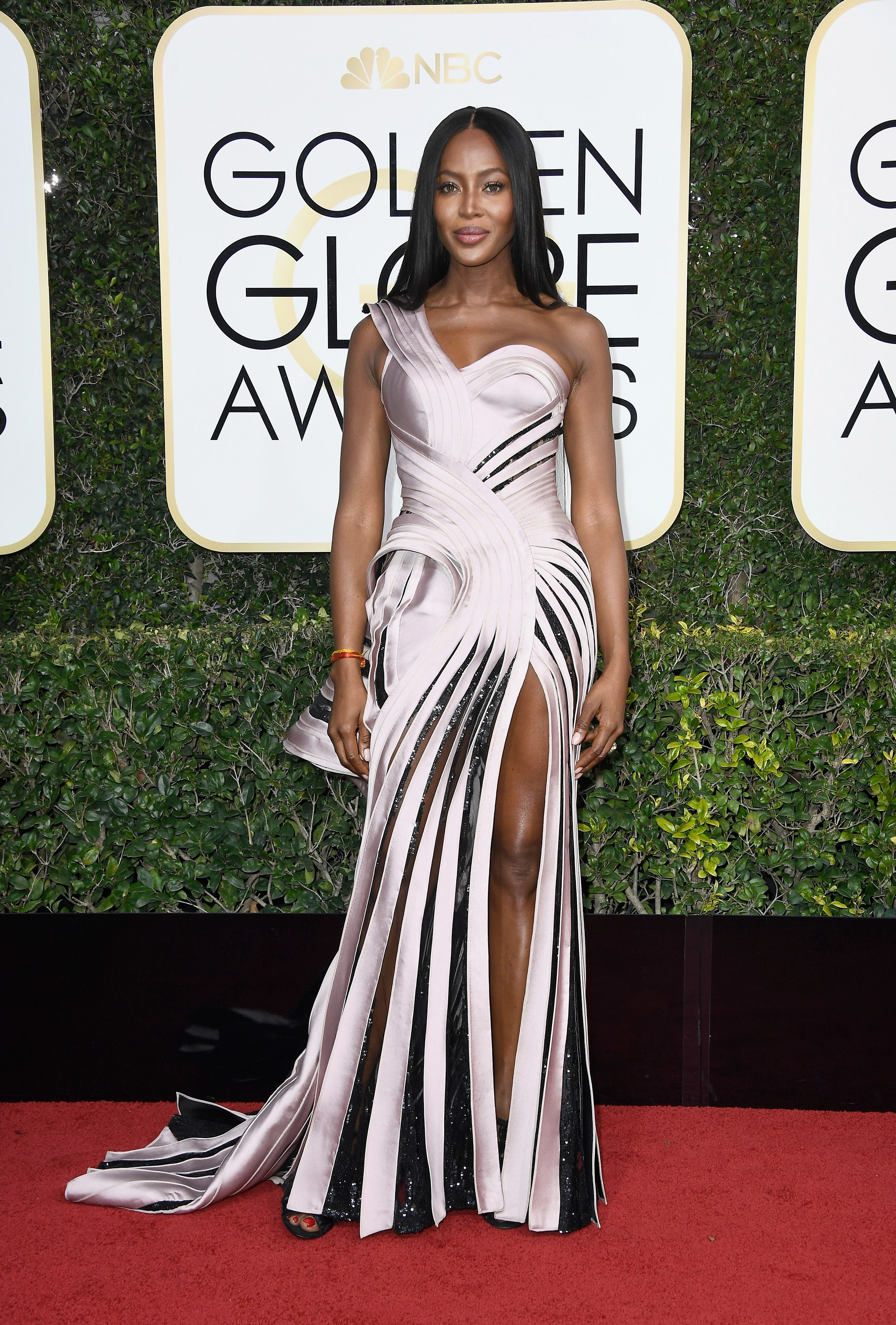 a438b4f1242 Best Red Carpet Dresses at the Golden Globes 2017 - All of the Golden  Globes Dresses