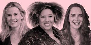 Ashley Nicole Black, Melinda Taub, and Allana Harkin