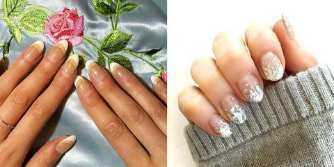 Finger, Skin, Nail, Petal, Nail care, Thumb, Nail polish, Photography, Beige, Close-up,