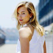Lip, Hairstyle, Shoulder, Jewellery, Eyelash, Summer, Earrings, Street fashion, Fashion model, Beauty,