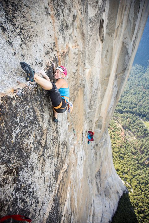 emily harrington yosemite