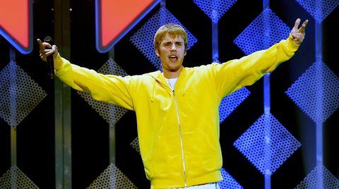 Justin Bieber Threw Major Shade At The Weeknd