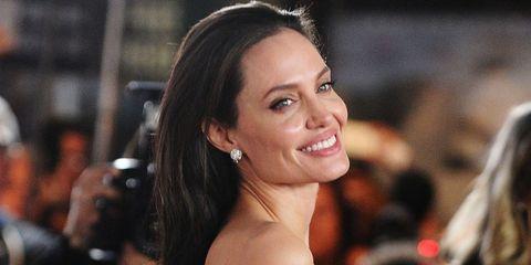Angelina Jolie Is The New Face Of Guerlain Perfume Angelina Jolie