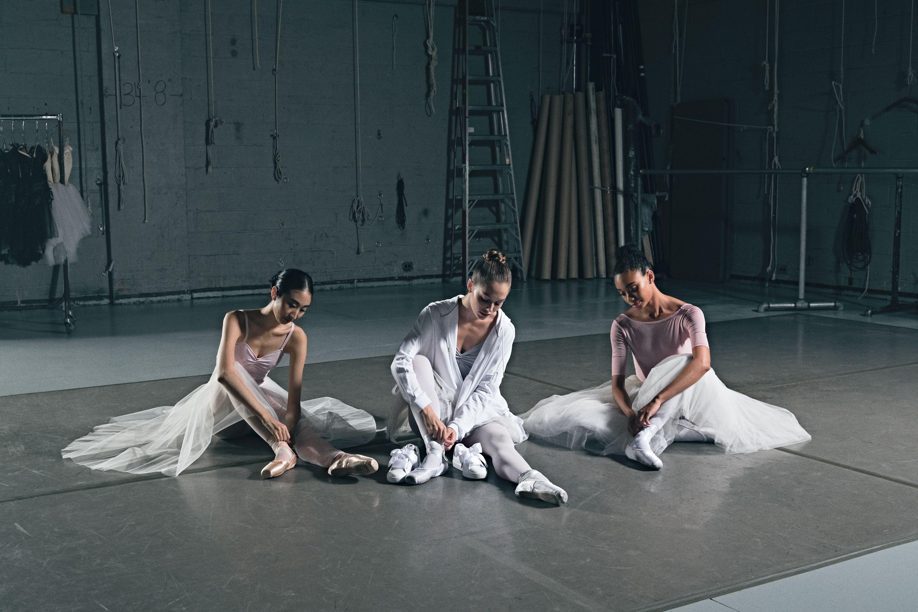 puma dance collection