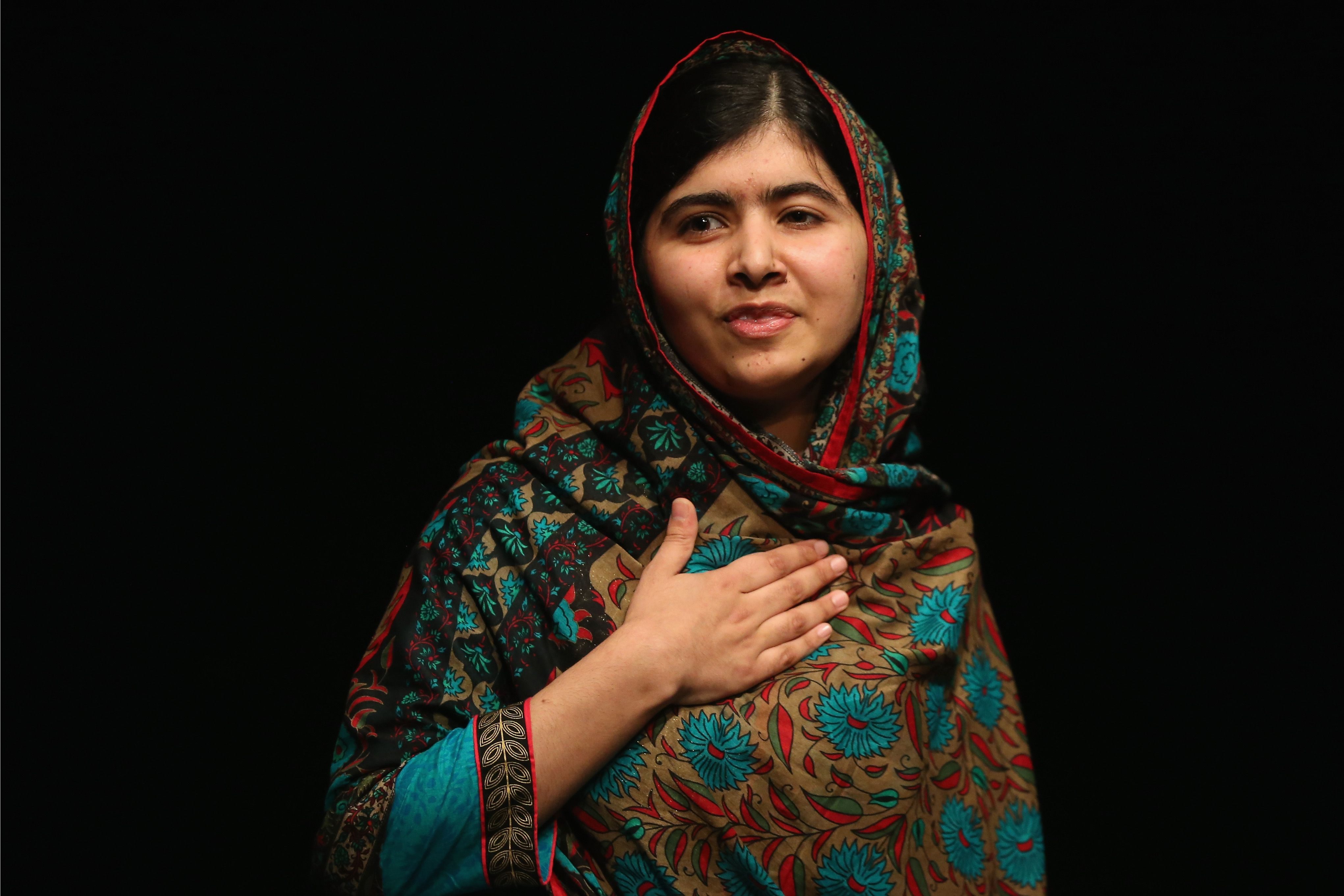 I Am Malala Quotes Malala Yousafzai Responds To Trump's Executive Order For Extreme