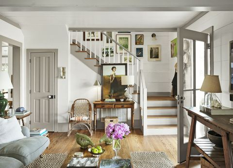 <p>Flip the script (dark walls, white woodwork) and try the reverse.</p>