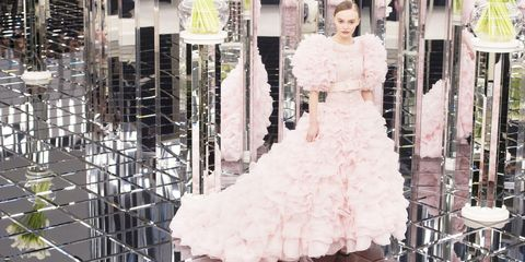 8c209b67fd3 Chanel s Couture Spring Summer 2017 Collection - All the Looks From ...