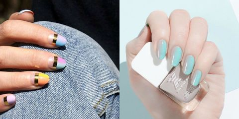 12 Best Ombre Nail Art Designs