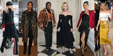 f24168d32181 Best Dressed Celebs of January 2017 - Best Dressed: The Week in Outfits