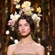 Face, Head, Nose, Eye, Hairstyle, Hair accessory, Style, Fashion accessory, Beauty, Headgear,
