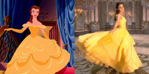 I Wore The Belle Dress For A Day In New York Beauty And