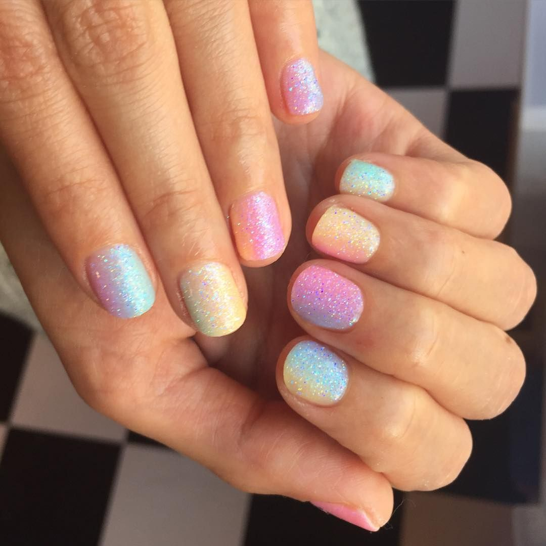 12 Best Ombre Nail Art Designs , Cute Ideas for Ombre Nails