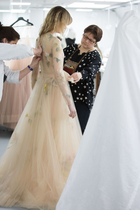 92b92d1935 1000 Hours and 50 Feet of Tulle: What It Takes to Make a Dior ...