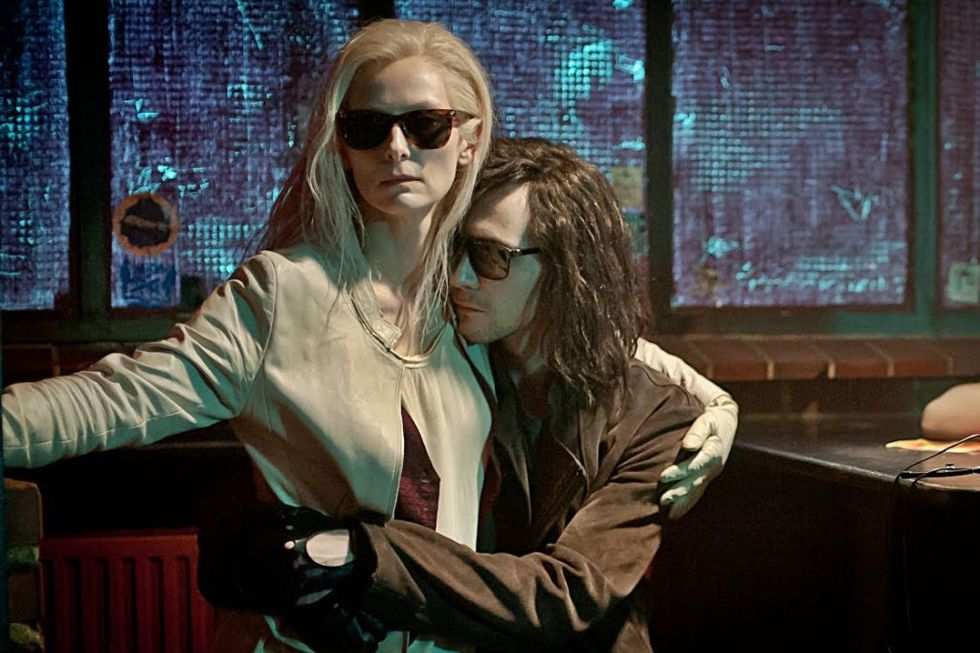"Only Lovers Left Alive (2014) Please do not hit back with a ""But Twilight —"" because, as silly as this is to say about, um, vampire movies, the slow-burning, centuries-spanning, rekindled romance of Adam and Eve (Tom Hiddleston and Tilda Swinton) in Jim Jarmusch's stylish drama is just so much more…real. Yes, there's romance—and, boy, are these pale, blood-drinking leads sexy—but there's also a romanticized notion of high art that makes their love story très chic."