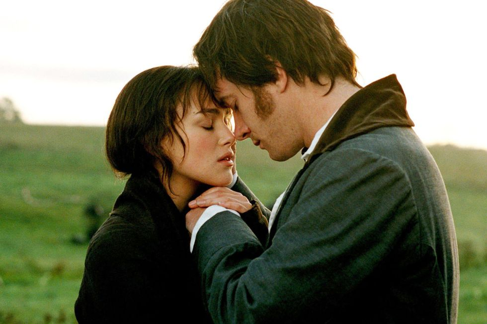 Pride and Prejudice (2005) MR. DARCY.
