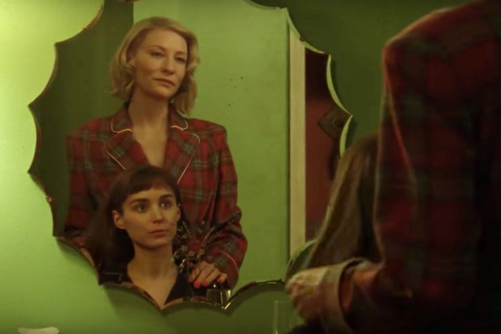 Carol (2015) Carol is the most romantic movie of this century—there, I said it. In this 1950s-set melodrama about two women who fall in love with each other, director Todd Haynes shoots with such tenderness that it will take more than just a single viewing to catch all the intonations and hand touching that add up to the film's lingering romantic subtext.