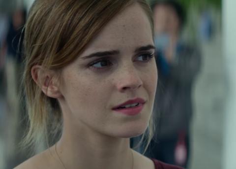 Emma Watson in The Circle