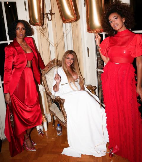 7a3c64af2f3 Beyoncé at Solange s Grammys After Party - Photos of Beyoncé at ...