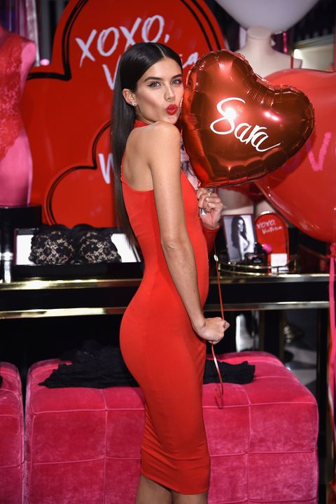 5d15cd3288b What I Learned When I Went Valentine s Day Lingerie Shopping With a  Victoria s Secret Angel